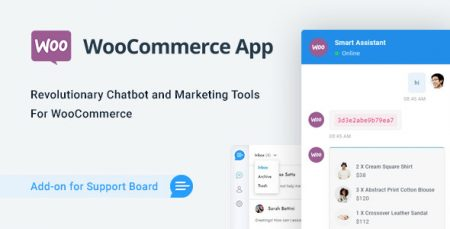 CHAT CHATBOT WOOCOMMERCE